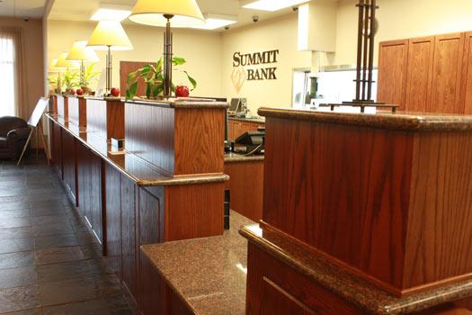 Granite U2013 Summit Bank Teller Line U2013 Prescott, AZ