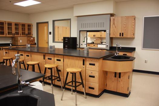 Wood Science Cabinets W Epoxy Jo Combs Hs Queen Creek Az