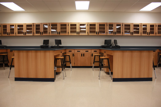 Lovely Science / Laboratory